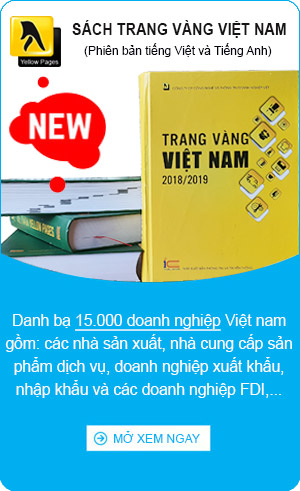 Sách Trang Vàng Doanh Nghiệp Việt Nam